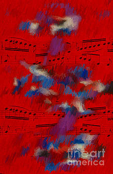 Red Storm Sonata by Lon Chaffin