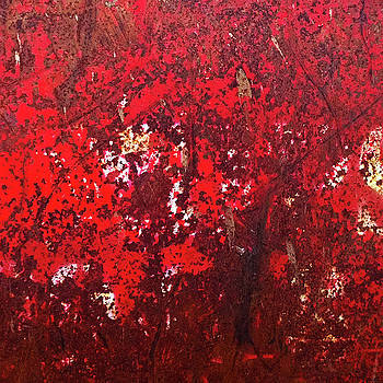 Red Two by Anne Kotan