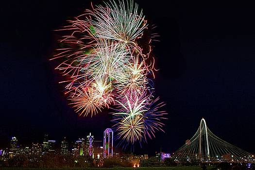 Red White and  Boom 1 Dallas 2017 by John Babis
