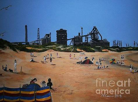 Redcar Steelworks by Neal Crossan