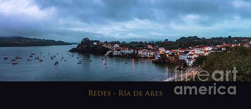 Redes Ria de Ares La Coruna Spain by Pablo Avanzini
