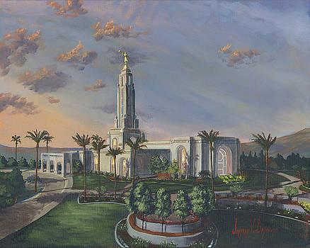 Jeff Brimley - Redlands Temple