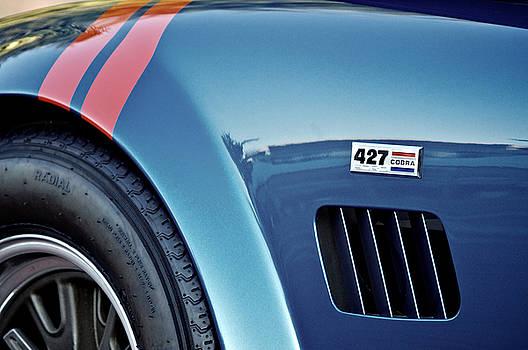 Redlined 427 by Patrick Biestman