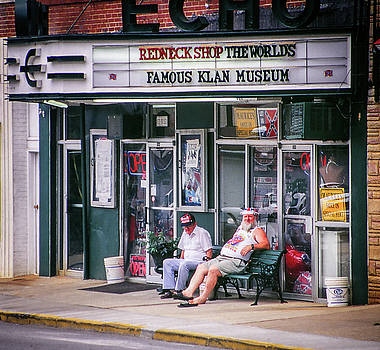 Redneck Shop by Samuel M Purvis III