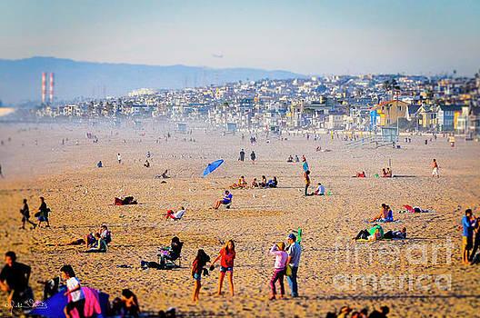 Julian Starks - Redondo Beach at play