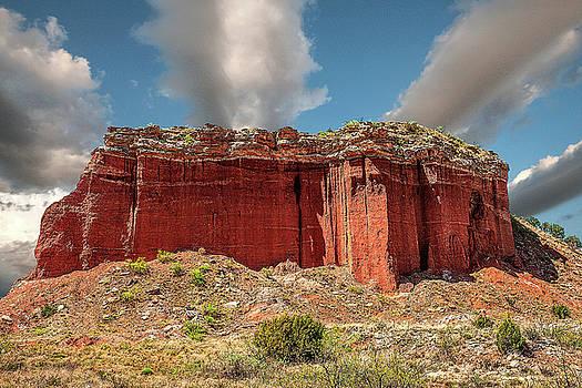 RedRock by Scott Cordell