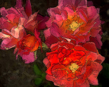 Reds by Peggy Cooper