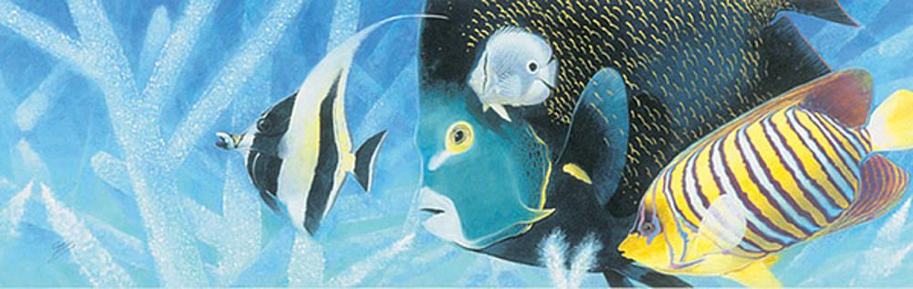 Reef 1 by Durwood Coffey
