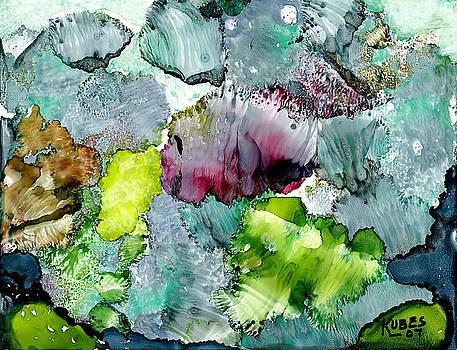 Reef 4 by Susan Kubes