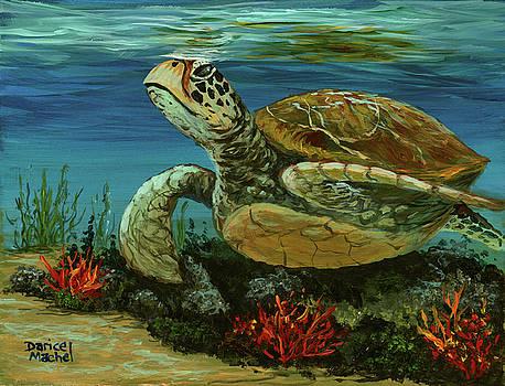 Darice Machel McGuire - Reef Honu