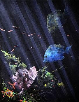 Reef in Grief by Ana Bikic