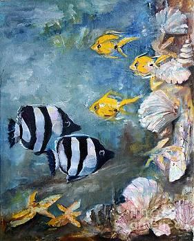 Reef by Pamela Shearer