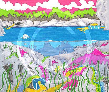 Reeflection2 by Ozy Kroll