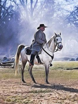 Reenactment General by Joe Sparks