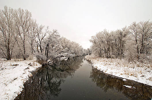 James Steele - Refections On The Poudre River