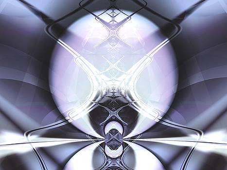 Frederic Durville - Reflecting Gateway