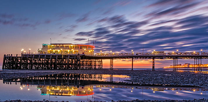Reflecting on life in Worthing by Adrian Pollard