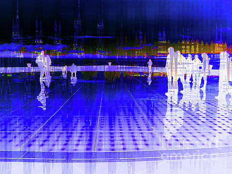 Reflecting on Zadar by Ann Johndro-Collins