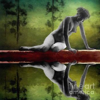 Reflecting Pool by Andrea Kollo