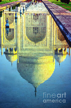 Neha Gupta - Reflecting Pool - Taj Mahal