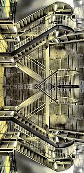 Reflecting Stairs by Jonny Jelinek