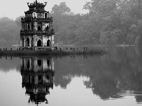 Reflection - Ho Hoan Kiem by Hieu  Tran