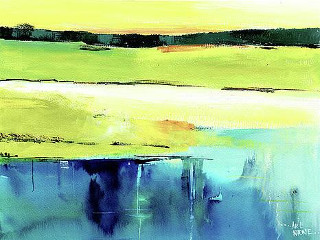 Reflection 1 by Anil Nene