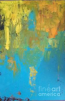 Reflection  by Anuya Joshi
