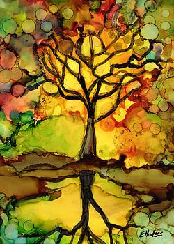 Reflection by Elaine Hodges