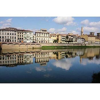 Reflection #florence #italy by Shauna Hill