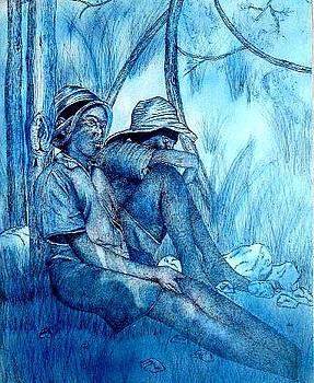 Reflection by Neg Ayiti Neg Ayiti