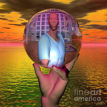 Walter Oliver Neal - Reflection In A Sphere