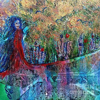 Reflection by Julie Engelhardt