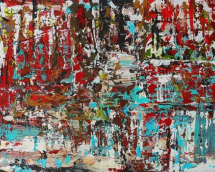 Reflection of an Urban City by Simone Talla