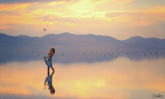 Reflection of Heaven by Stacy Burk
