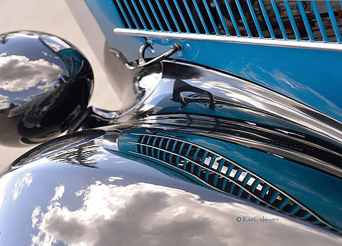 Reflection on the Coupe by Kae Cheatham