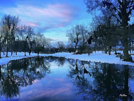 Reflection by Peggy De Haan
