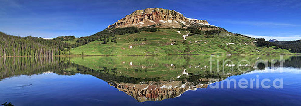 Reflection by Tim Hauf