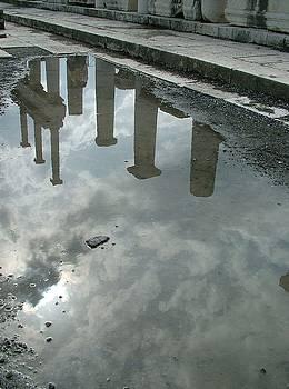 Martina Fagan - Reflections at Pompeii