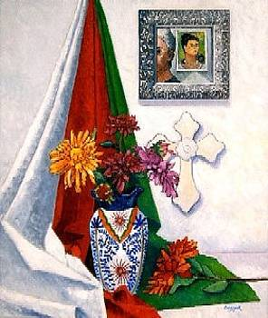Reflections in a Mexican Mirror by Gainor Roberts
