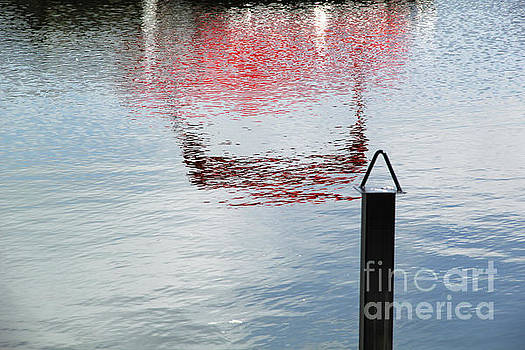 Reflections in Red by Linda Joyce