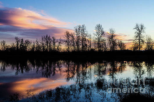 Reflections In Time by Nick Boren