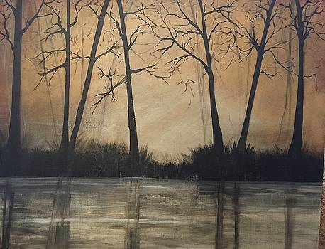 Reflections by Jodi Eaton