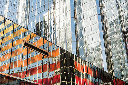 Reflections  by Nathan Hillis