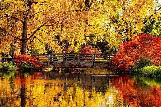 Reflections of Fall by Kristal Kraft
