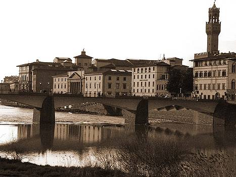 Donna Corless - Reflections of Florence