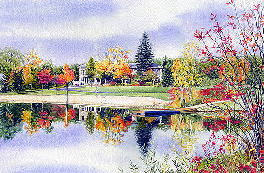 Hanne Lore Koehler - Reflections of Home