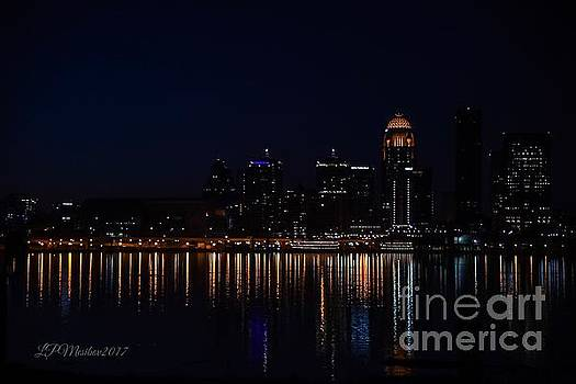 Reflections of Louisville by Linda Mesibov