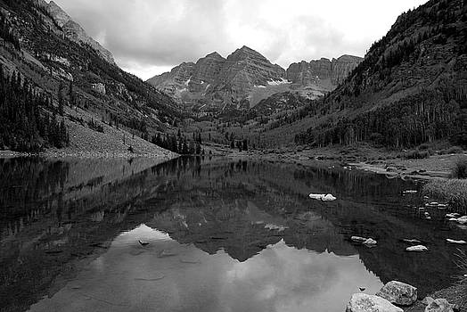 Matt Swinden - Reflections of Maroon Bells