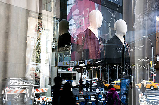 Reflections of New York by Allen Carroll
